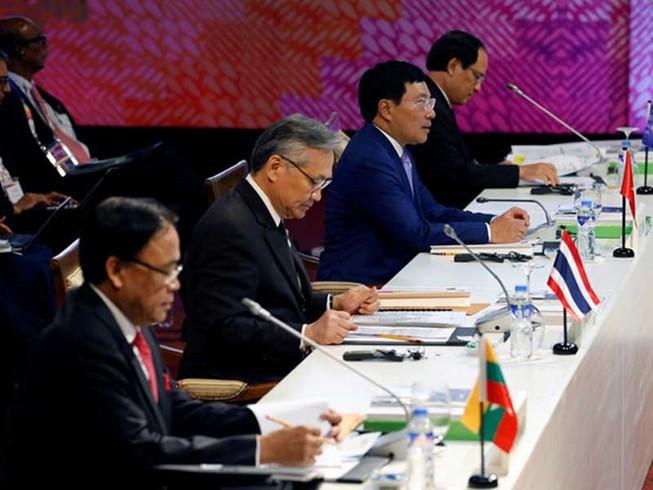 ASEAN và Trung Quốc thông qua dự thảo khung COC