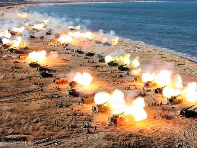 Trung Quốc lên tiếng ngăn chặn chiến tranh Triều Tiên