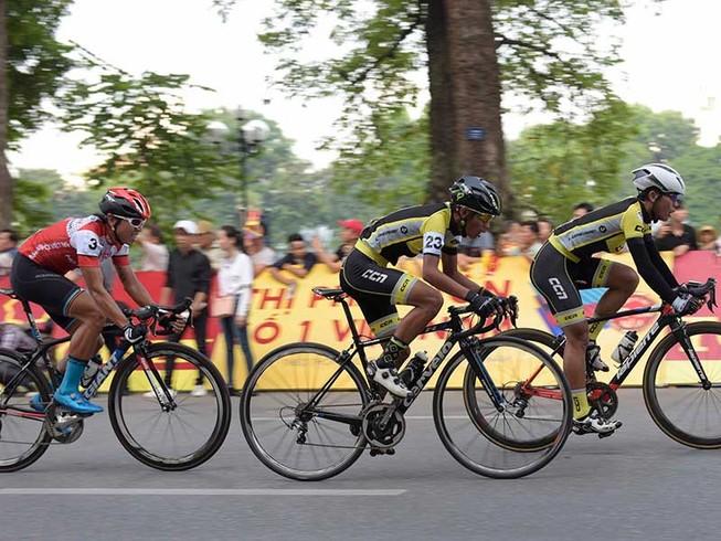 Nhận diện các tay đua quốc tế