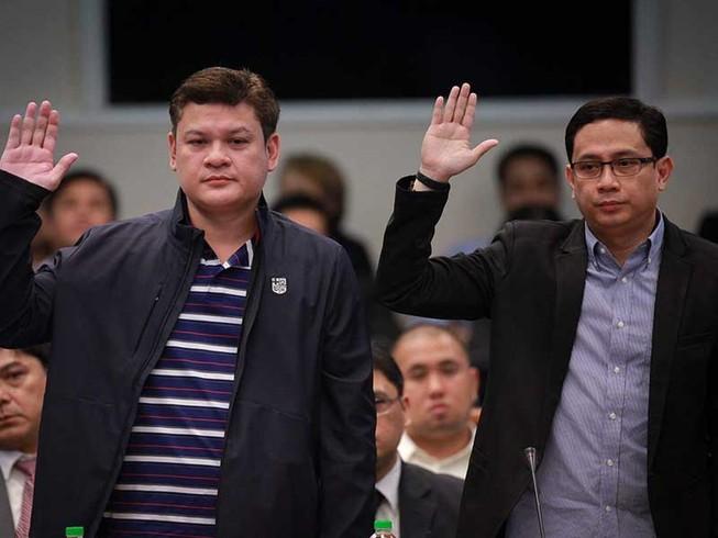 Con trai ông Duterte và nghi án ma túy
