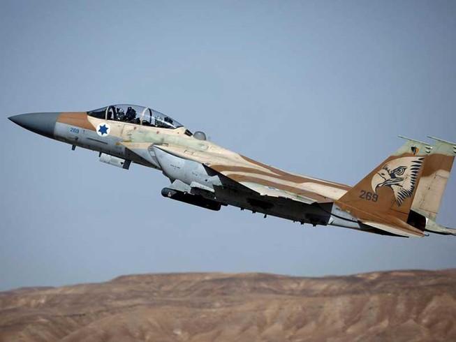 Syria nổi giận vì bị Israel không kích