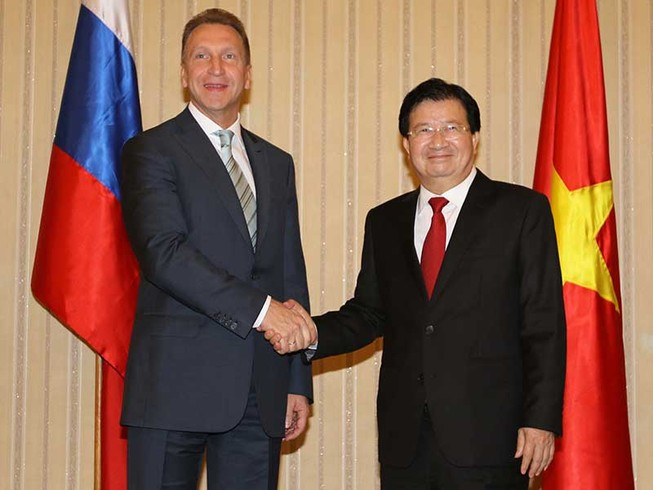Việt Nam-Nga đạt được nhiều thỏa thuận quan trọng