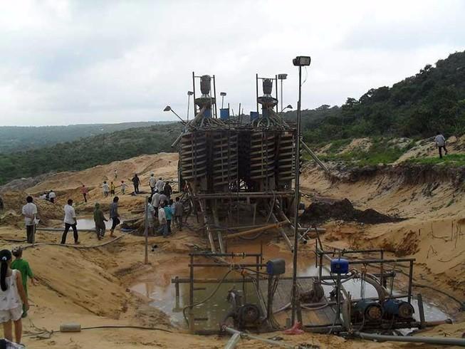 Bình Thuận kiến nghị hàng loạt vấn đề về titan