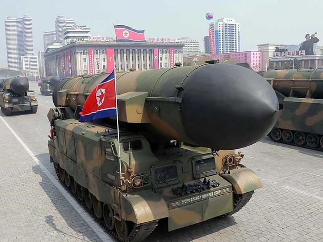 Triều Tiên đào bitcoin để nuôi chương trình tên lửa?