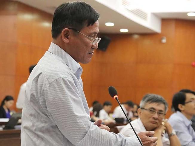 Kỷ luật GĐ Trung tâm chống ngập TP.HCM