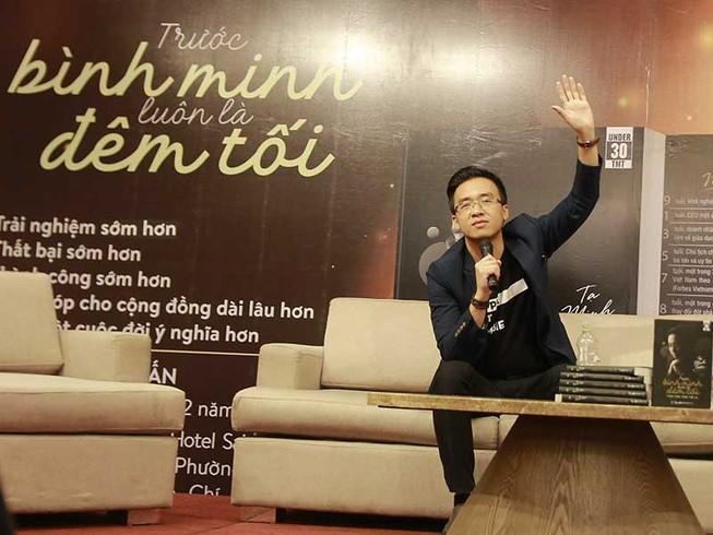 Tạ Minh Tuấn, người trẻ thành công nhất châu Á