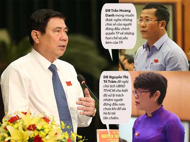 Ông Nguyễn Thành Phong: 'Cán bộ trì trệ thì phải thay thế'