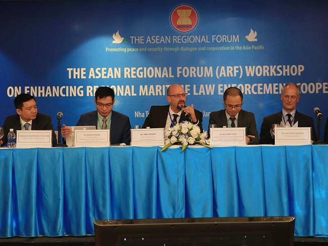 An ninh biển khu vực ASEAN phức tạp, đa diện