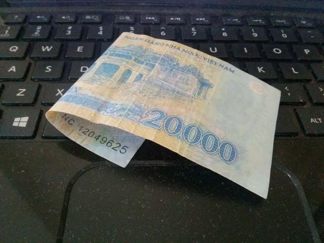 Chua chát thưởng Tết 20.000 đồng