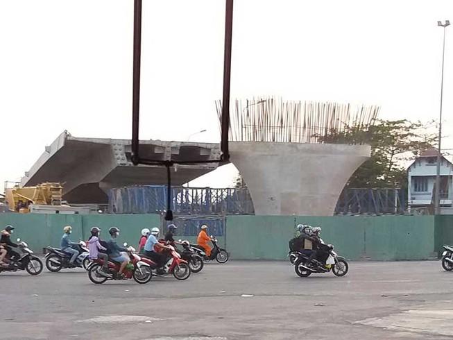 Hàng loạt cầu, đường giảm ùn tắc giao thông