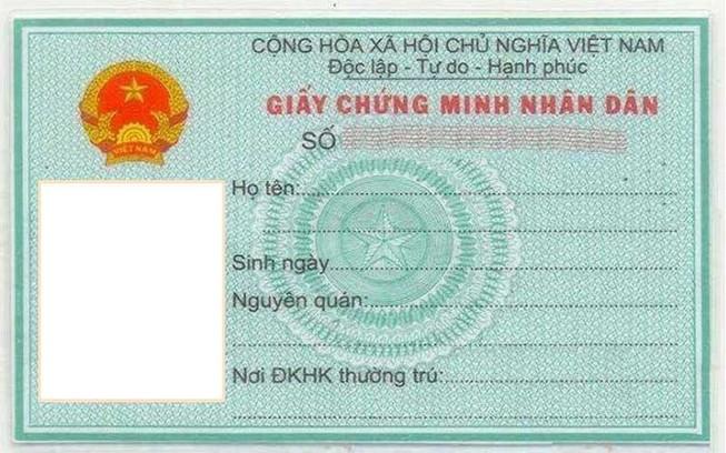 Trùng số chứng minh nhân dân khi đăng ký mã số thuế cá ...