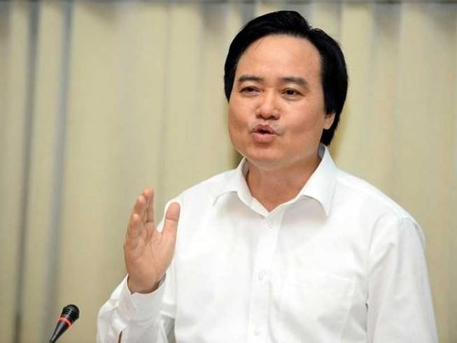 Bộ trưởng Nhạ nêu giải pháp dẹp 'náo loạn' giáo dục