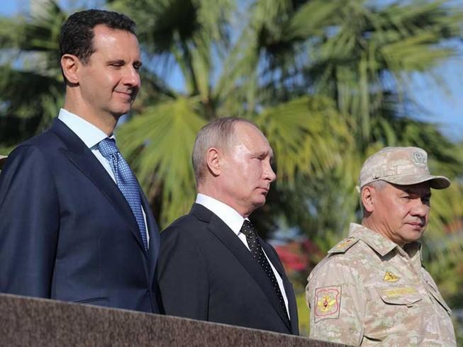 Vụ không kích Syria: Những toan tính hậu trường