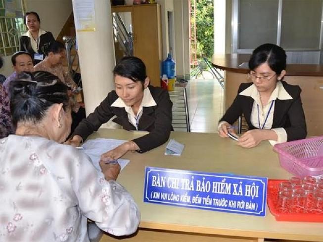 Hưởng lương hưu sẽ không được nhận trợ cấp khác