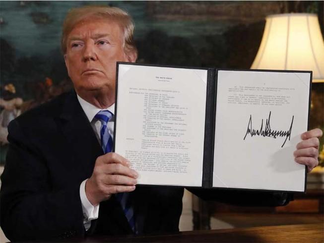 Ông Trump thông qua Iran 'dằn mặt' Triều Tiên