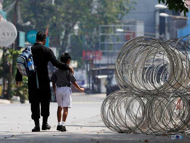IS trỗi dậy gõ cửa Đông Nam Á?
