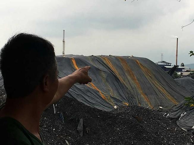 Hơn 500 hộ dân 'tố' nhà máy muối ô nhiễm