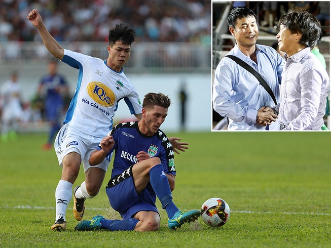 Bầu Đức phải thắng ông Miura!