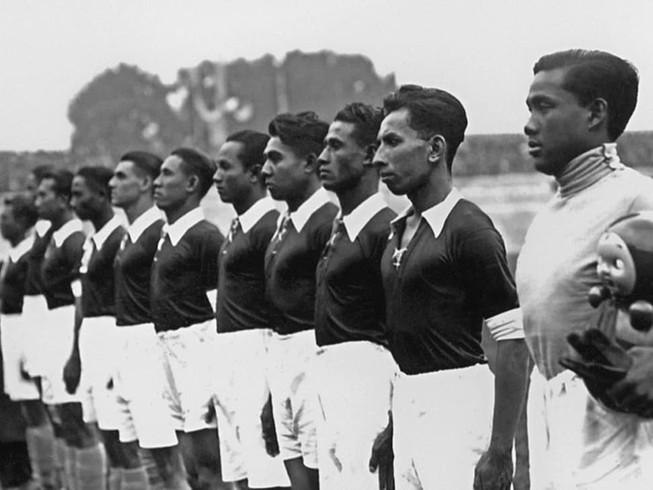 Indonesia, đội Đông Nam Á duy nhất từng dự VCK World Cup