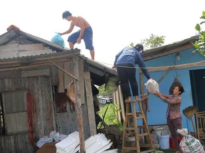 8 tỉnh miền Trung kéo dài thời hạn hỗ trợ xây nhà tránh bão