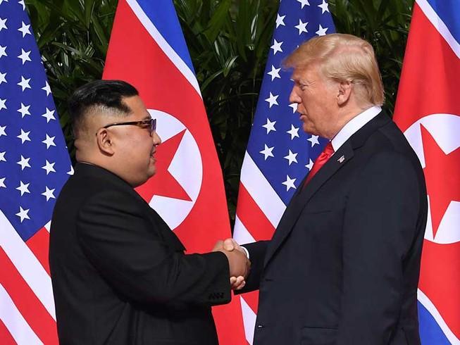 Thách thức sau thượng đỉnh Trump-Kim