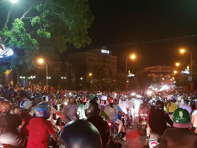 Có người khai nhận tiền để gây rối ở Bình Thuận