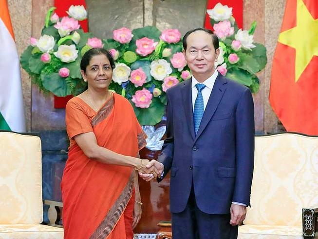 Phát triển quan hệ đối tác chiến lược toàn diện Việt Nam-Ấn Độ