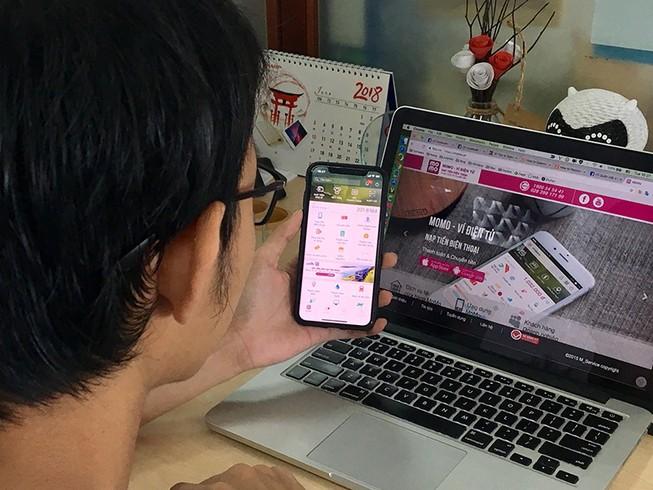 Khách hàng than trời về ví điện tử MoMo