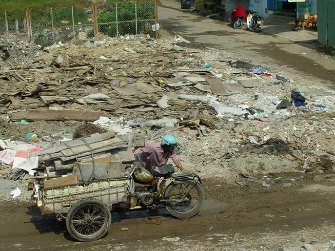 TP.HCM cần gấp nhà máy xử lý rác xây dựng
