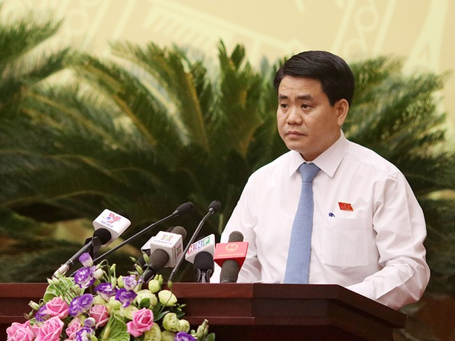 Chủ tịch Hà Nội nói về đề xuất chia sẻ dữ liệu dân cư