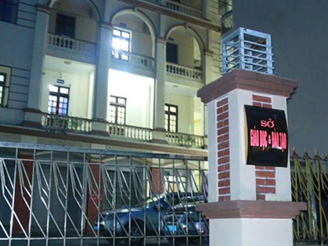 Nghi vấn đường dây gian lận thi ở Hà Giang