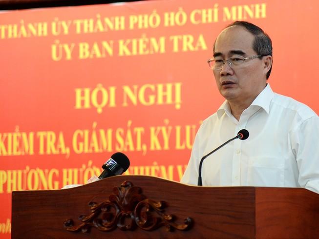 TP.HCM: Kiên quyết xử lý đảng viên vi phạm