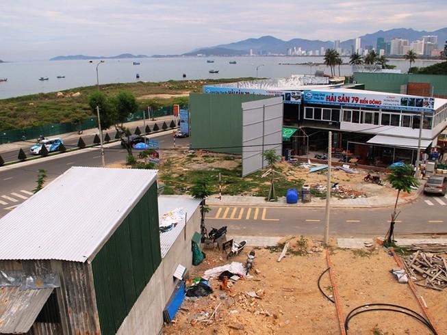 Giao đất vàng Nha Trang cho cán bộ lãnh đạo