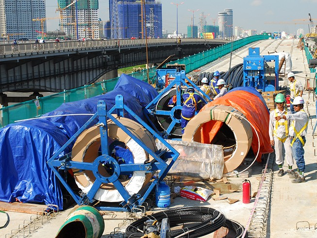 Sẽ xem xét điều chỉnh vốn 2 dự án metro TP.HCM