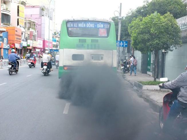 Bộ GTVT đưa lộ trình áp tiêu chuẩn khí thải ô tô