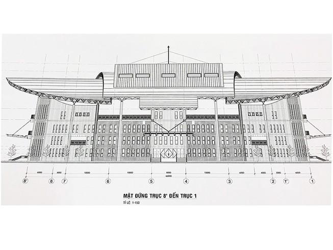 Nhà hát hơn 200 tỉ đồng nhưng lại lợp… tôn