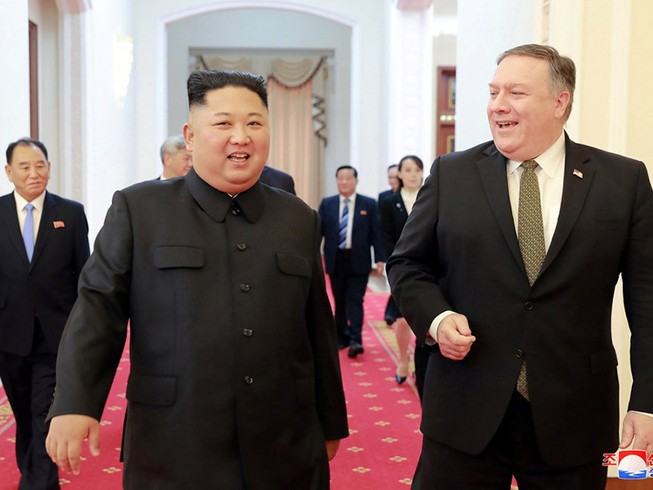 Ngoại trưởng Mỹ gặt hái gì ở Triều Tiên?