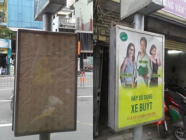 Trạm xe buýt thiếu thông tin