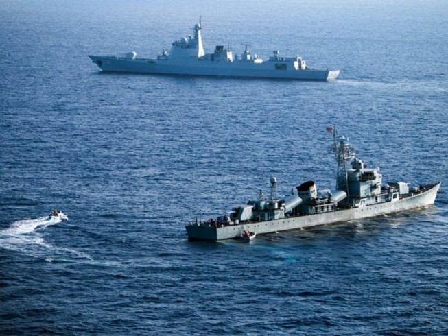 Ông Duterte nhờ Trung Quốc giúp tuần tra trên biển