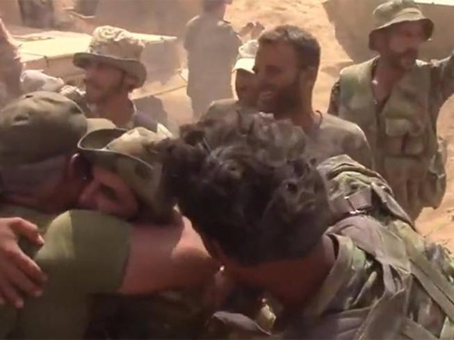 Syria đại thắng IS ở Deir ez-Zor