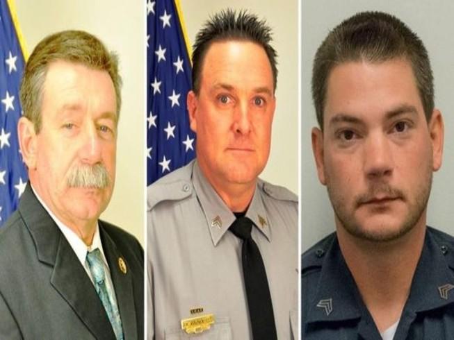 Đấu súng ở South Carolina, 1 thám tử thiệt mạng