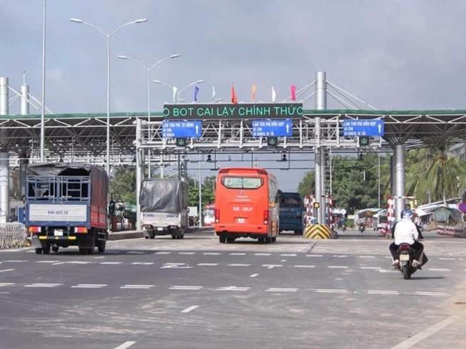 Bộ GTVT tiếp tục lý giải về vị trí trạm Cai Lậy