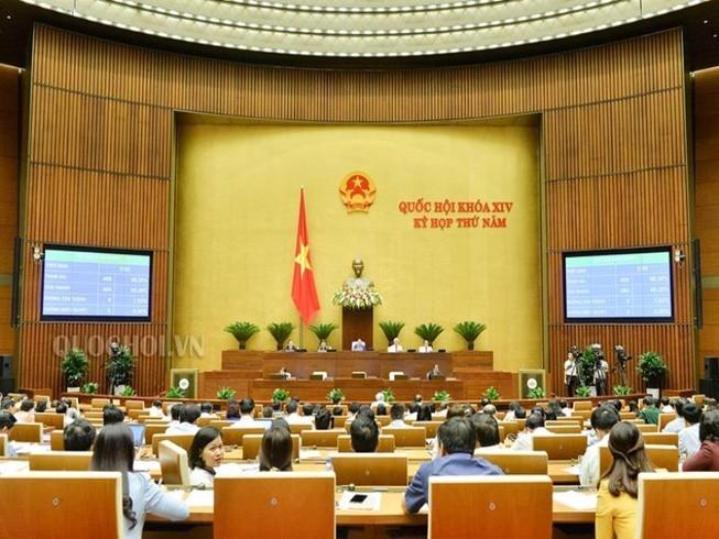 QH biểu quyết riêng về Điều 10, Điều 26 của Luật an ninh mạng