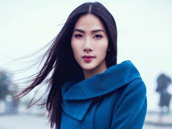 Hoàng Thùy bất ngờ thi Hoa hậu hoàn vũ Việt Nam 2017