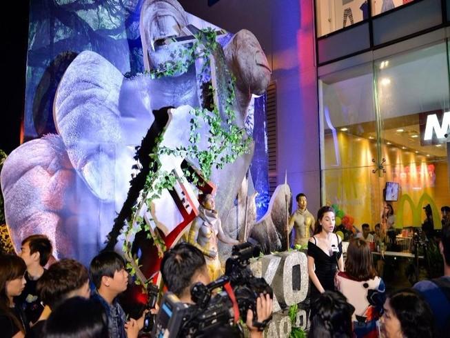 Ngày đầu công chiếu, Kong: Skull Island thu hơn 18 tỉ