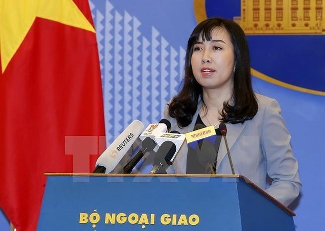 Việt Nam lên án mạnh mẽ vụ tấn công khủng bố ở Indonesia