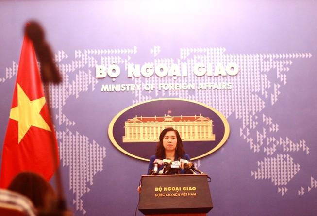 Phản đối Trung Quốc kỷ niệm thành lập cái gọi là TP Tam Sa