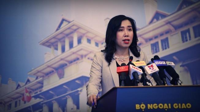 Việt Nam nói về ý kiến cùng hợp tác trên biển của Trung Quốc