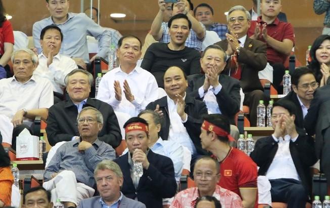 Thủ tướng gửi thư tới đội tuyển Việt Nam