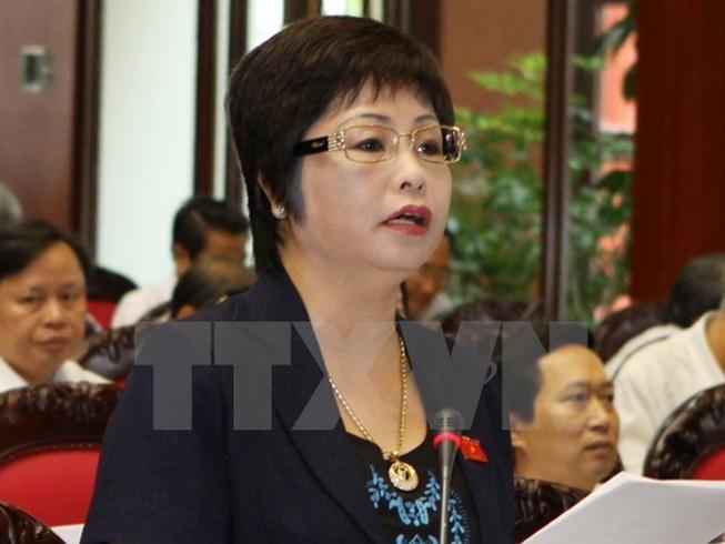Ngày 2-10, xét xử sơ thẩm bà Châu Thị Thu Nga
